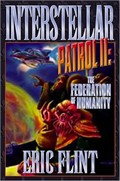 Book Cover Interstellar Patrol II : The Federation of Humanity