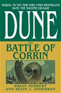 Book Cover The Battle of Corrin (Legends of Dune, Book 3)