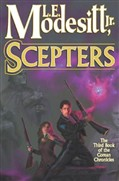 Book Cover Scepters (Corean Chronicles, Book 3)