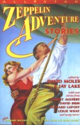 Book Cover All Star Zeppelin Adventure Stories