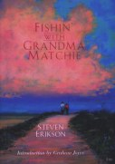 Book Cover Fishing with Grandma Matchie