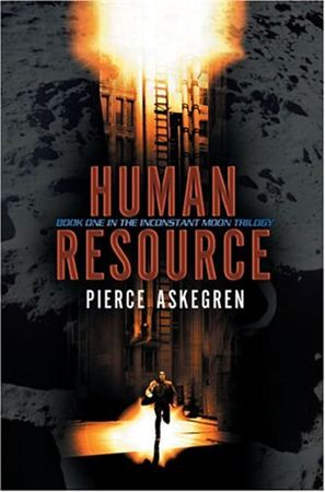 Book Cover Human Resource (Inconstant Moon Trilogy, Book 1)