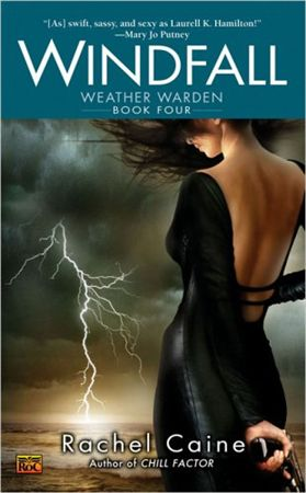 Book Cover Windfall (Weather Warden, Book 4)