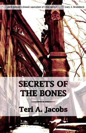Book Cover Secrets of the Bones