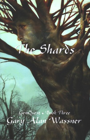 Book Cover The Shards (GemQuest, Book 3)