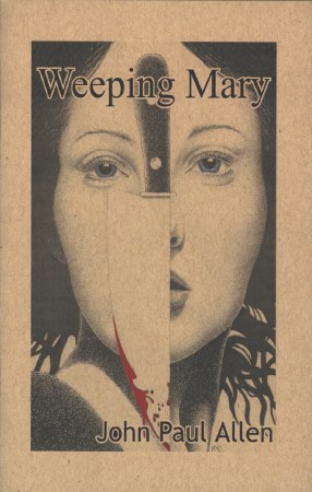 Book Cover Weeping Mary