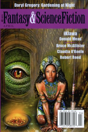 Fantasy & Science Fiction Magazine Extends to MySpace
