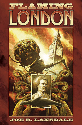 REVIEW:  Flaming London by Joe R. Lansdale