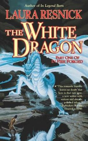 Book Cover White Dragon: in Fire Forged,Part 1